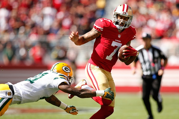 Packers 17, 49ers 3: 2-minute drill