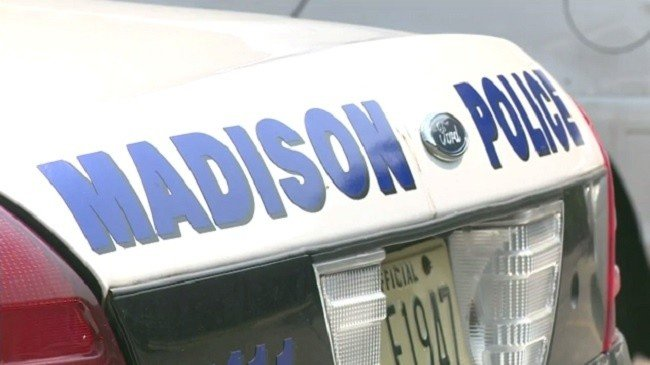 Madison police vehicle
