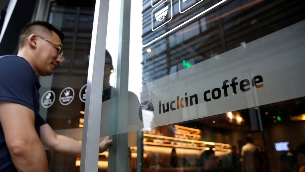 This coffee company thinks it can beat Starbucks in China
