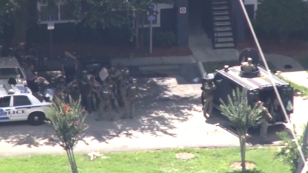 4 children in Orlando standoff were killed as they slept, police say