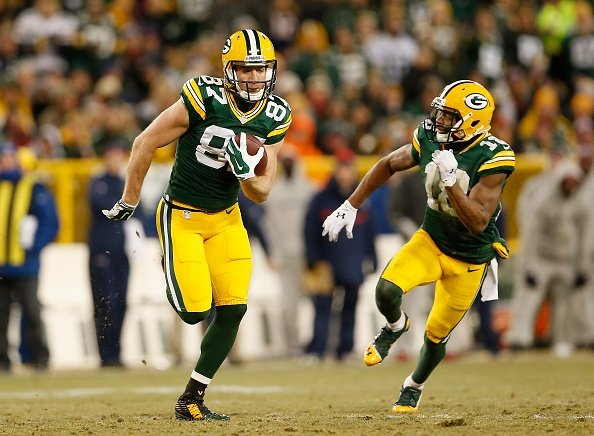 Packers aren't throwing the deep ball with Nelson out