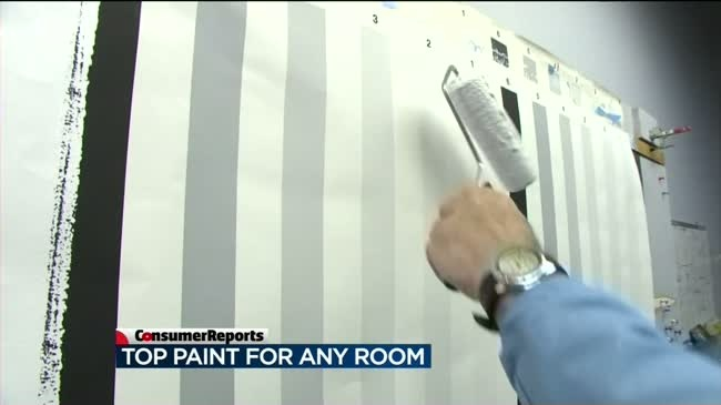 Consumer Reports: Top paint for any room