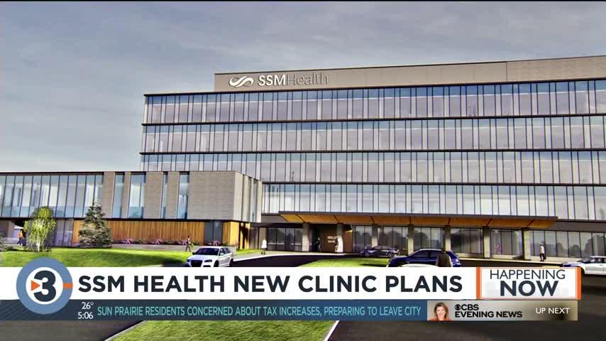 SSM Health new clinic plans