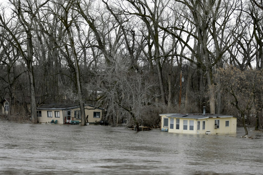 Two lives lost as Nebraska struggles with state's worst flooding in 50 years