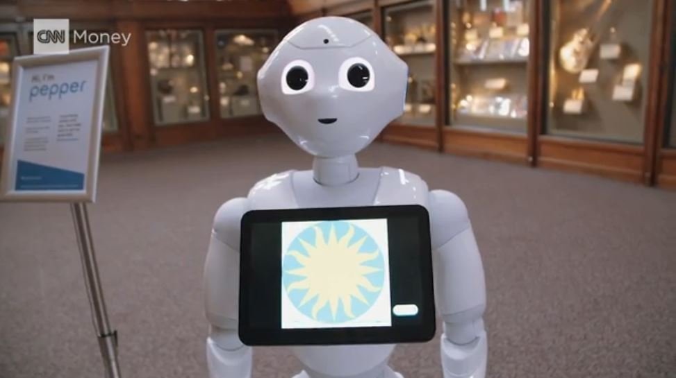 Robots invade the Smithsonian museums
