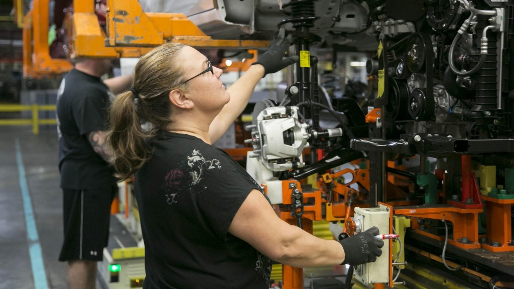Battery jobs future of auto making, sticking point in the GM strike