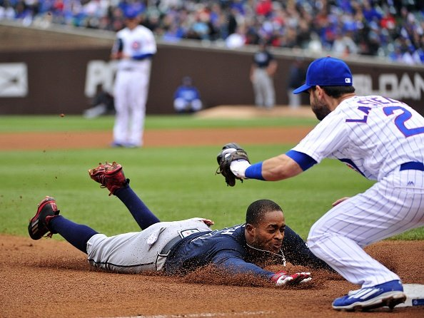 Cubs can't complete comeback against Braves
