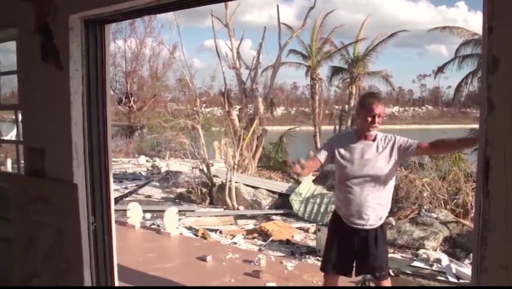 Bahamas: One month after Dorian