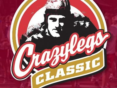 Weather doesn't dampen annual Crazylegs