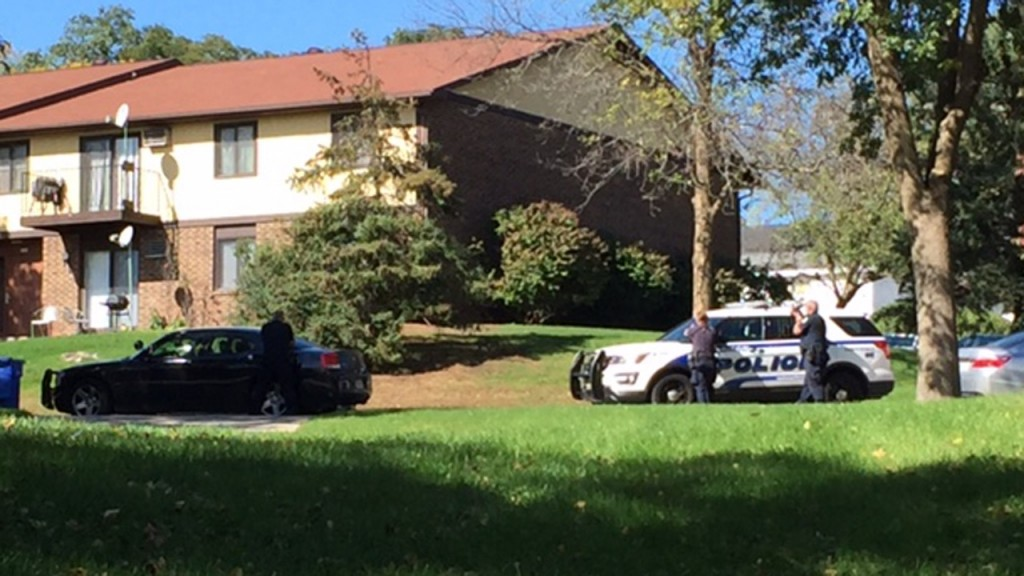 1 shot on Allied Drive; Police search for shooter