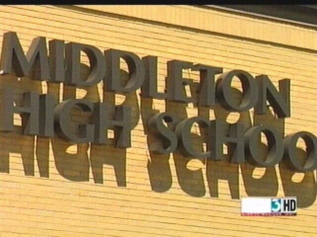 Middleton school evacuated due to bomb threat