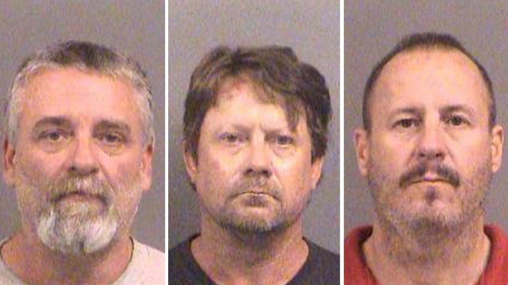 3 men sentenced in Kansas plot to kill Somali Muslims