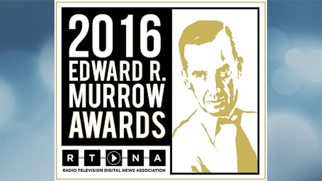 WISC-TV wins 3 national Murrow awards