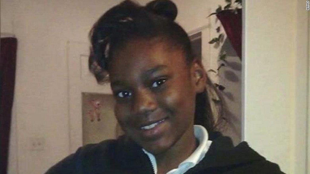 'Mama, I'm shot': Girl who wrote essay about gun violence killed by stray bullet