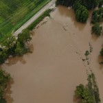 VIEW FROM ABOVE: Photos show flood damage in Cross Plains after historic rainfall