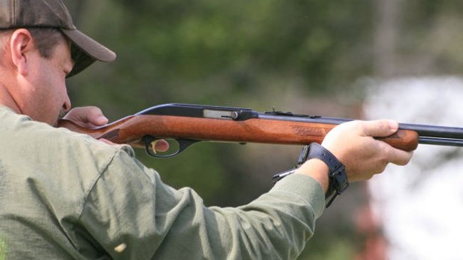 Range board not happy with DNR shooting rules