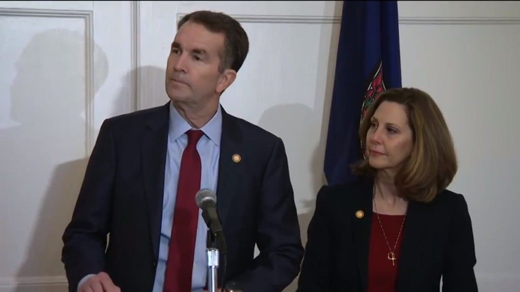Northam tells Cabinet he has no plans to resign, source says