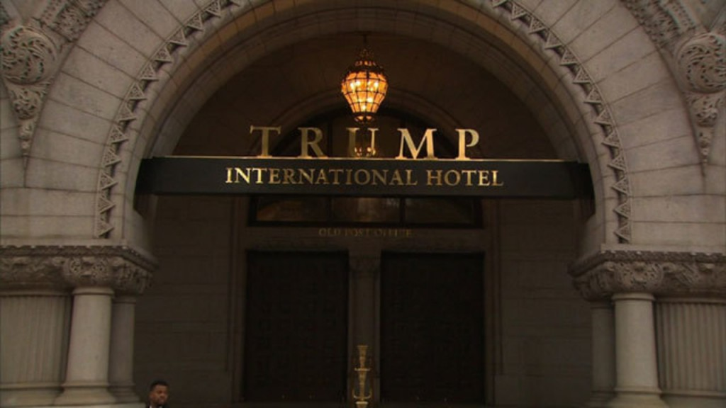 House committee subpoenas agency for Trump DC hotel documents