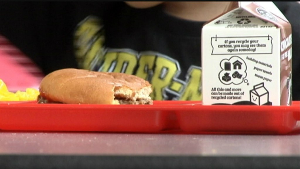 Madison schools seeing record high number of students with food allergies