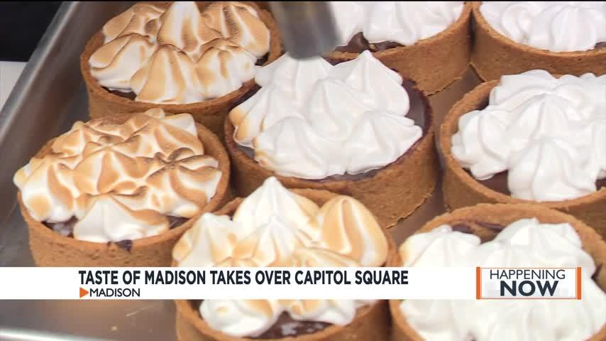 Taste of Madison takes over Capitol Square