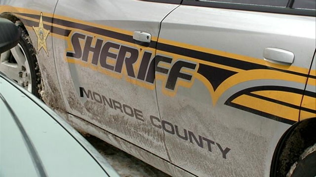 Monroe Sheriffs are investigating motorcycle vs. truck crash Thursday afternoon