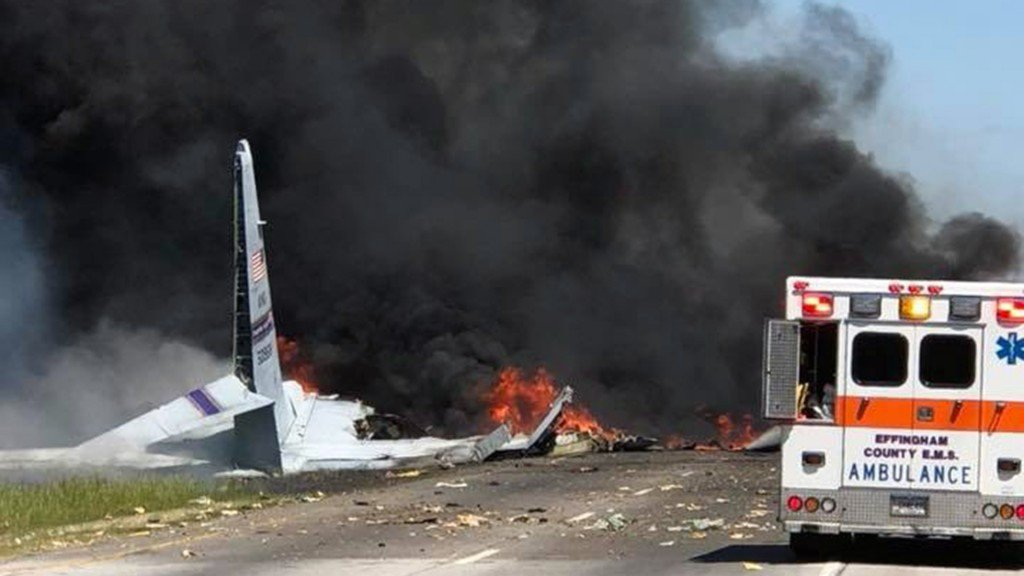 27 US service members have been killed in noncombat air crashes this year