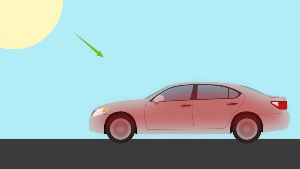 Sensor to save children, pets from hot car deaths