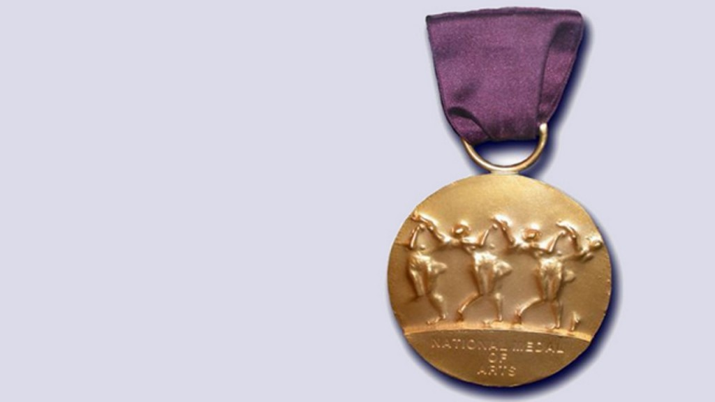 Trump awards 8 National Medals of Arts and Humanities