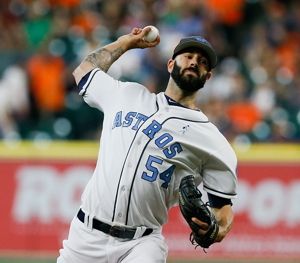 MLB roundup: Fiers throws 5 2/3 innings of shutout ball as Astros beat Reds