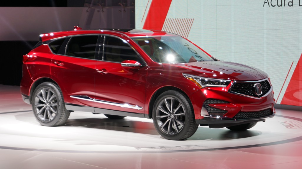 Latest Acura SUV is all-new inside and out