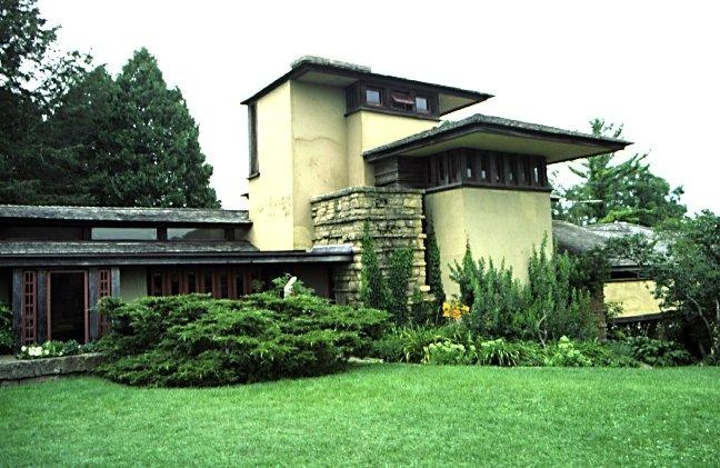 Tours start at Taliesin in Spring Green