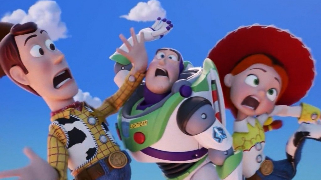 'Toy Story 4' embarks on adventure to save new character