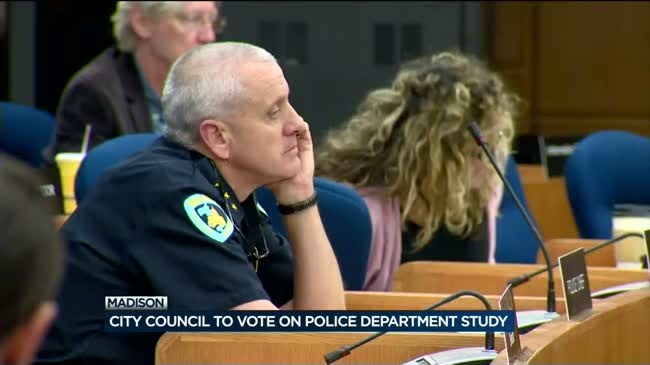 Tense council meeting results in $400,000 study of police department