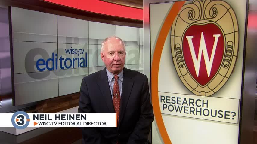 Editorial: UW-Madison demands support to continue being research powerhouse