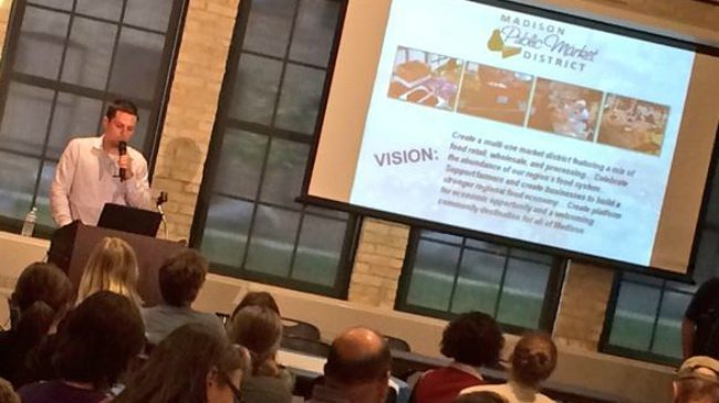 First read of Madison Public Market plan met with praise