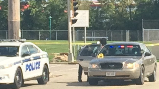 PHOTOS: Teen injured in shooting near Beloit fast-food restaurant