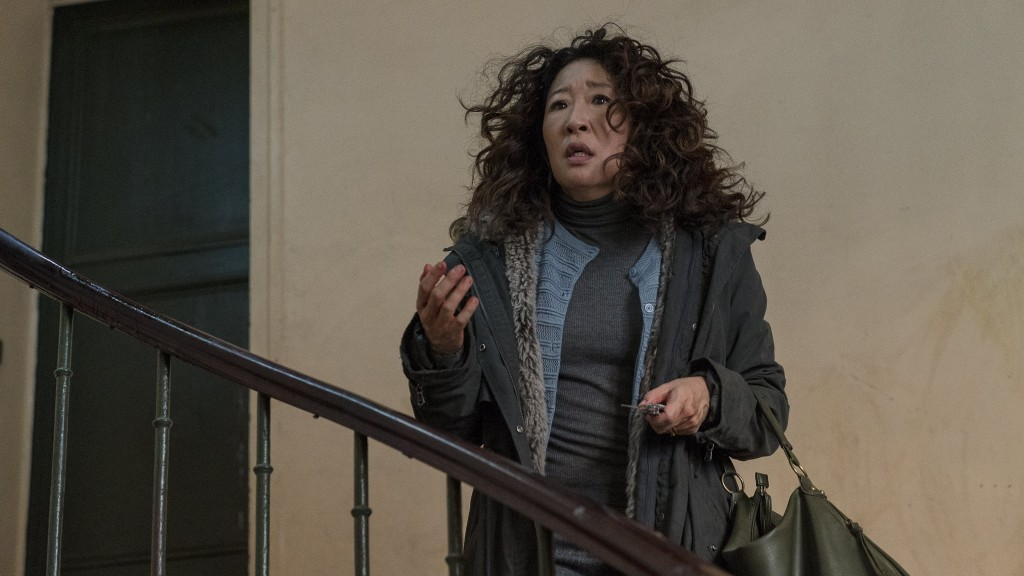'Killing Eve' plunges back in right where it left off
