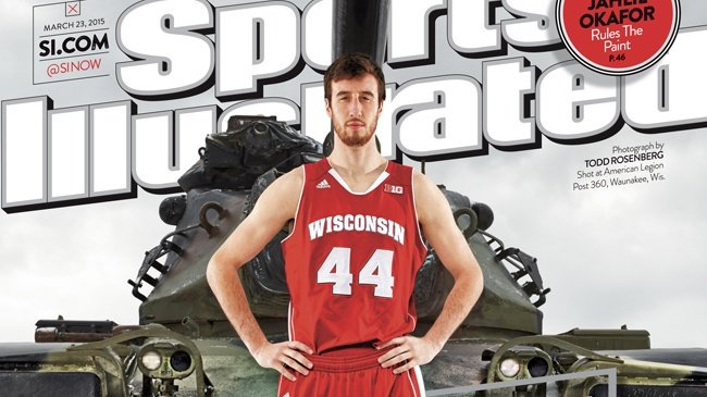 Kaminsky makes cover of SI