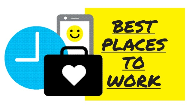 Best Places to Work: Loving the 9-to-5 life