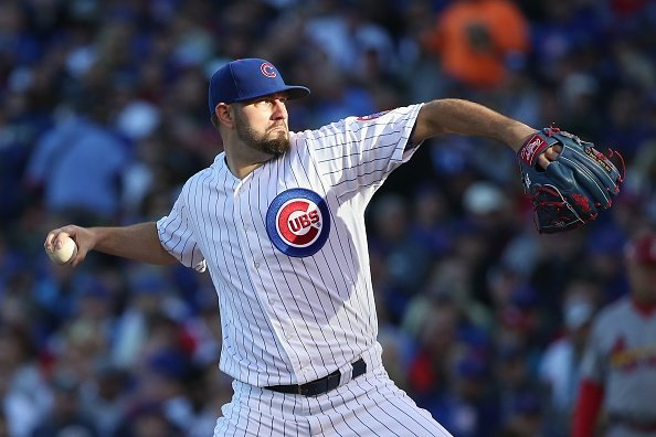 Cubs' Hammel takes relaxed approach for Game 4