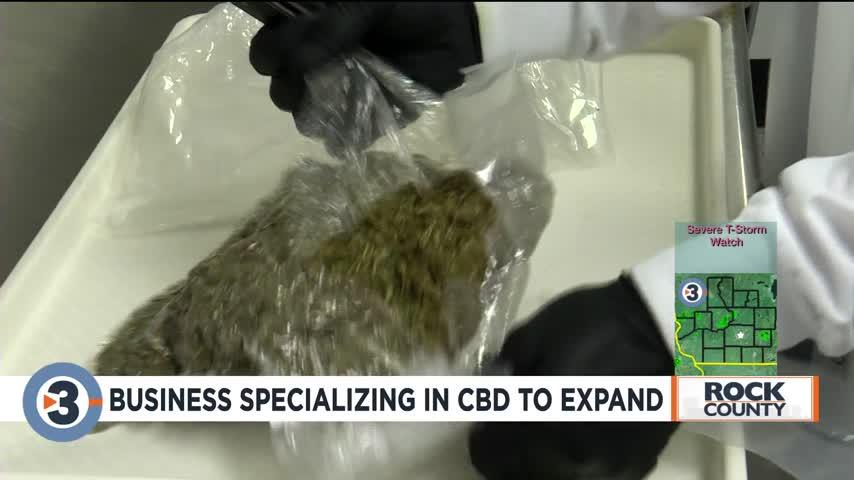 Business specializing in CBD to expand