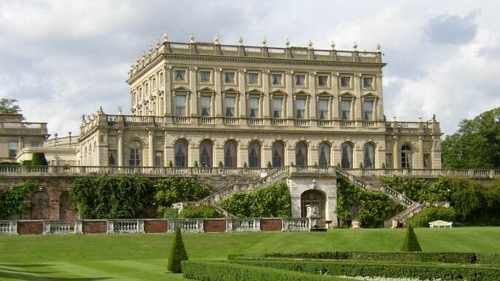 Cliveden: The world's most historic airport hotel