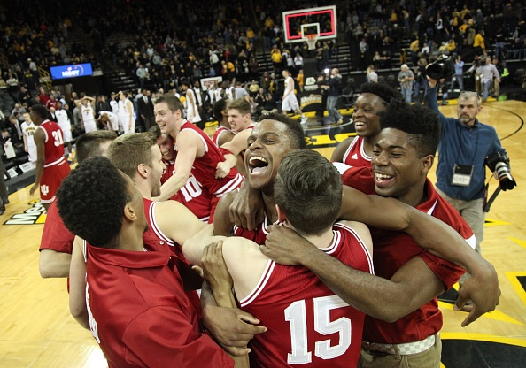 Top 25 roundup: Indiana wins big Ten title with win over Iowa