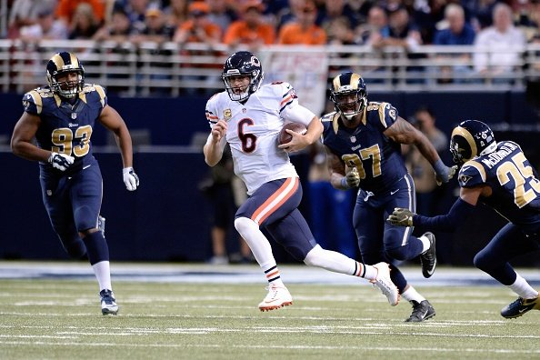 Cutler sees big potential for Bears offense as season starts