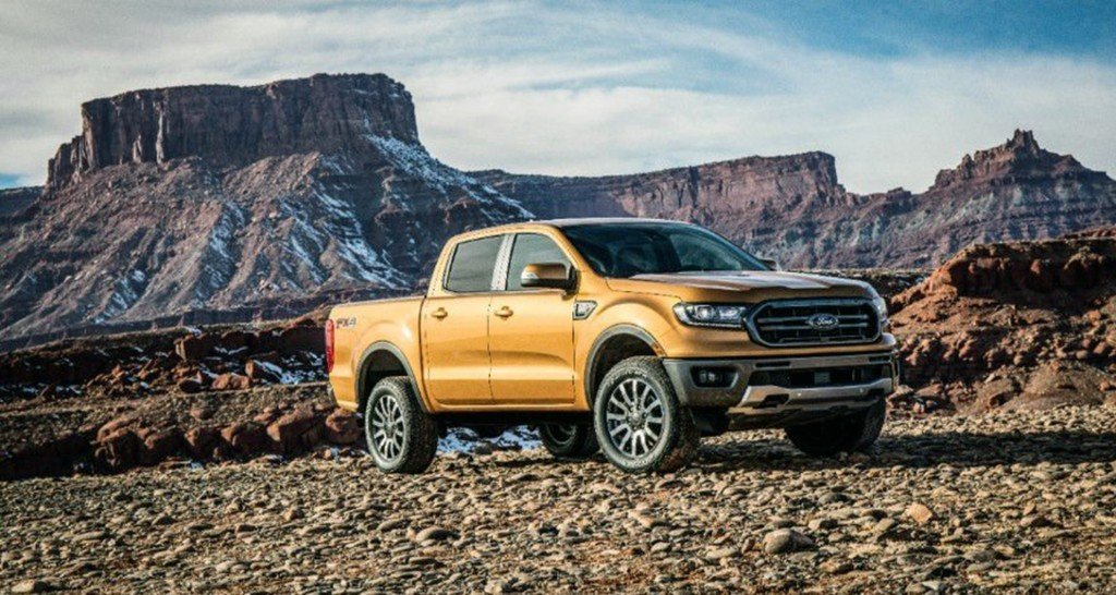 Ford brings back the Ranger
