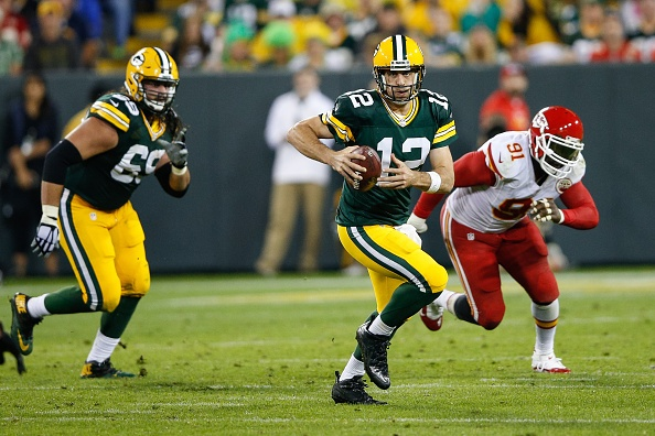 Packers 38, Chiefs 28: 2-minute drill