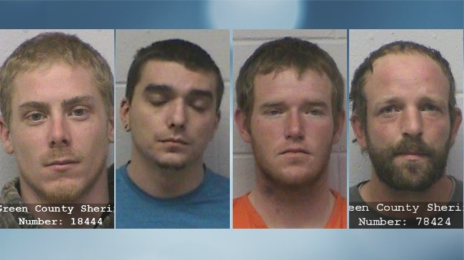 4 men charged with sexual assault of Belleville girl