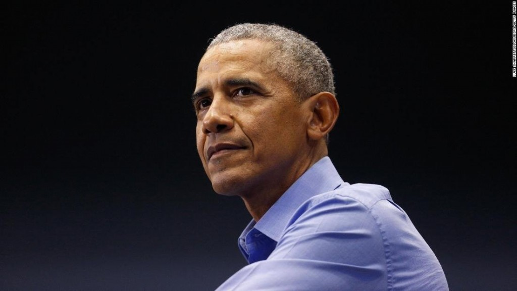 Obama warns Democratic candidates: Be 'rooted in reality'
