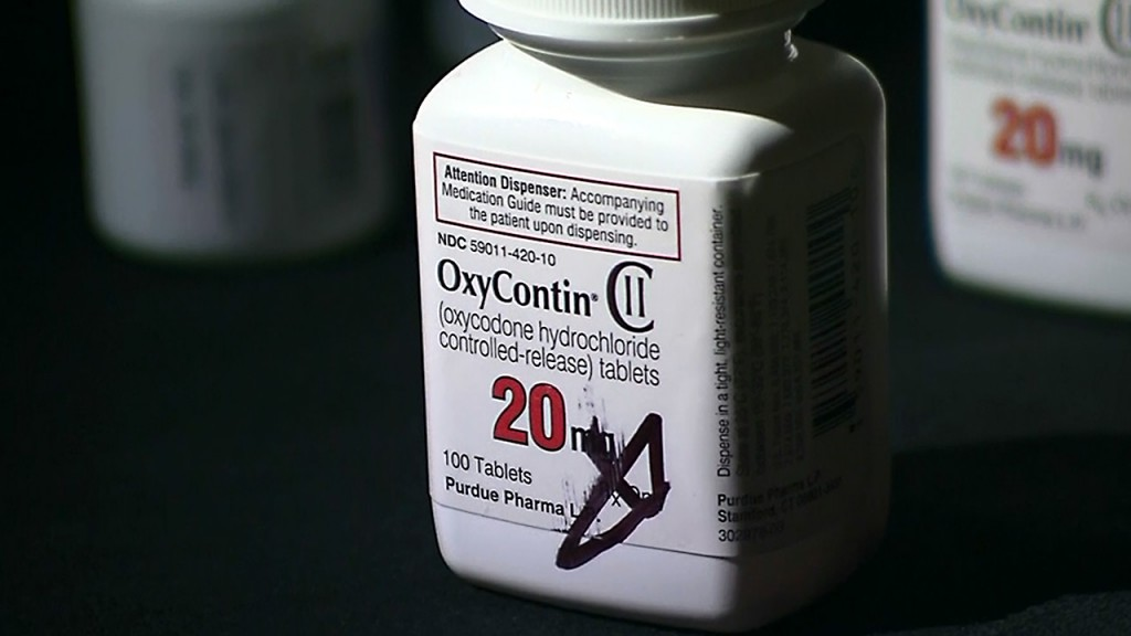 OxyContin's maker given green light for antidote