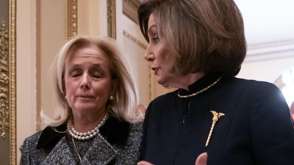 Pelosi responds to Trump mocking Dingell: 'Let us pray for the president'
